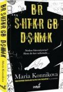 Cover-Bild zu Bir Sahtekar Gibi Düsünmek von Konnikova, Maria