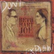 Cover-Bild zu Don't Explain von Hart, Beth & Bonamassa (Komponist)