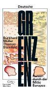 Cover-Bild zu Deutsche Grenzen von Müller, Burkhard