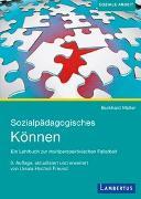 Cover-Bild zu Sozialpädagogisches Können von Müller, Burkhard