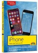 Cover-Bild zu iPhone Tipps und Tricks zu iOS 14 - zu allen aktuellen iPhone 12 Modellen bis iPhone 7 - komplett in Farbe von Kiefer, Philip