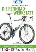 Cover-Bild zu Die Rennradwerkstatt
