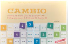 Cover-Bild zu Cambio Division bis 100 von Kühl, Bärbel (Idee von)