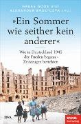Cover-Bild zu Goos, Hauke (Hrsg.): »Ein Sommer wie seither kein anderer«