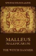 Cover-Bild zu Sprenger, Jakob: Malleus Maleficarum - The Witch Hammer (eBook)