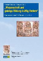 Cover-Bild zu Krämer, Heinrich: Wissenschaft und geistige Bildung kräftig fördern (eBook)