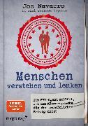 Cover-Bild zu Navarro, Joe: Menschen verstehen und lenken (eBook)