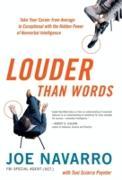 Cover-Bild zu Navarro, Joe: Louder Than Words (eBook)
