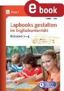 Cover-Bild zu Lapbooks gestalten im Englischunterricht Kl. 2-4 (eBook) von Einstein, Wanda