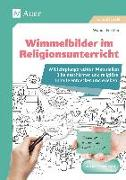 Cover-Bild zu Wimmelbilder im Religionsunterricht von Einstein, Wanda