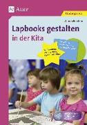 Cover-Bild zu Lapbooks gestalten in der Kita von Einstein, Wanda