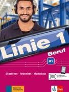 Cover-Bild zu Linie 1 Beruf B1. Kurs- und Übungsbuch mit Audios von Grosser, Regine