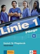 Cover-Bild zu Linie 1 Pflege B2. Intensivtrainer mit Prüfungsvorbereitung von Bolte-Costabiei, Christiane