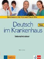 Cover-Bild zu Deutsch im Krankenhaus Neu von Grosser, Regine