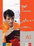 Cover-Bild zu DaF im Unternehmen A1/Kurs- und Übungsbuch mit Audios und Filmen online von Farmache, Andreea