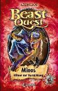 Cover-Bild zu Blade, Adam: Beast Quest (Band 50) - Minos, Hörner der Vernichtung