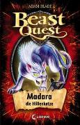 Cover-Bild zu Blade, Adam: Beast Quest (Band 40) - Madara, die Höllenkatze