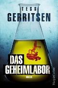 Cover-Bild zu Das Geheimlabor von Gerritsen, Tess