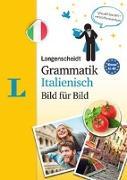 Cover-Bild zu Langenscheidt Grammatik Italienisch Bild für Bild - Die visuelle Grammatik für den leichten Einstieg von Vial, Valerio