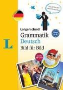 Cover-Bild zu Langenscheidt Grammatik Deutsch Bild für Bild - Die visuelle Grammatik für den leichten Einstieg von Bartoli, Petra
