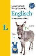 Cover-Bild zu Langenscheidt Kurzgrammatik Englisch - Buch mit Download von Walther, Lutz