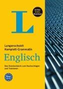 Cover-Bild zu Langenscheidt Komplett-Grammatik Englisch - Buch mit Übungen zum Download von Walther, Lutz