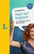 Cover-Bild zu Langenscheidt Sag's auf Englisch von Walther, Lutz