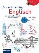 Cover-Bild zu Sprachtraining Englisch von Walther, Lutz