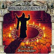 Cover-Bild zu Gruselkabinett, Folge 140: Runenzauber (Audio Download) von James, M.R.