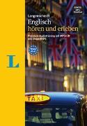 Cover-Bild zu Langenscheidt Englisch hören und erleben - MP3-CD mit Begleitheft von Walther, Lutz