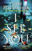 Cover-Bild zu Mackintosh, Clare: I See You (eBook)