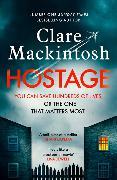 Cover-Bild zu Mackintosh, Clare: Hostage
