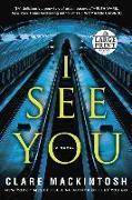Cover-Bild zu Mackintosh, Clare: I See You