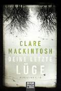 Cover-Bild zu Mackintosh, Clare: Deine letzte Lüge