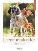 Cover-Bild zu Stuewer, Sabine (Fotogr.): Literaturkalender Hunde 2022