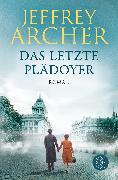 Cover-Bild zu Das letzte Plädoyer von Archer, Jeffrey