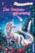 Cover-Bild zu Sternenschweif 43 Der Sternengeburtstag (eBook) von Chapman, Linda