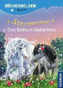 Cover-Bild zu Sternenschweif, Bücherhelden 2. Klasse, Das Einhorn-Geheimnis von Chapman, Linda