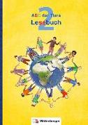 Cover-Bild zu ABC der Tiere 2 - Lesebuch · Neubearbeitung von Mrowka-Nienstedt, Kerstin