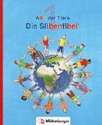 Cover-Bild zu ABC der Tiere 1 - Silbenfibel®. Neubearbeitung von Handt, Rosmarie