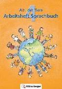 Cover-Bild zu ABC der Tiere 4 - Arbeitsheft Sprachbuch von Herter, Katrin