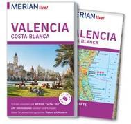 Cover-Bild zu Breda, Oliver: MERIAN live! Reiseführer Valencia und die Costa Blanca
