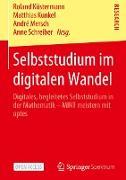 Cover-Bild zu Selbststudium im digitalen Wandel von Küstermann, Roland (Hrsg.)
