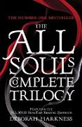 Cover-Bild zu Harkness, Deborah: The All Souls Complete Trilogy (eBook)