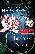 Cover-Bild zu Harkness, Deborah: Das Buch der Nacht (eBook)