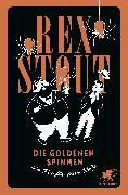 Cover-Bild zu Die goldenen Spinnen von Stout, Rex