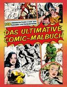 Cover-Bild zu Das ultimative Comic-Malbuch