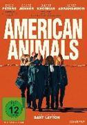 Cover-Bild zu American Animals von Bart Layton (Reg.)