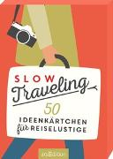 Cover-Bild zu Slow Traveling von Schatz, Franziska Marielle (Illustr.)