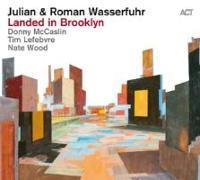 Cover-Bild zu Landed In Brooklyn von Wasserfuhr, Julian
